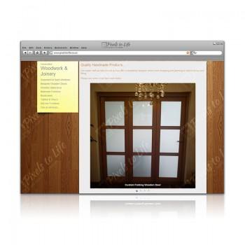 DIY Website Template Design