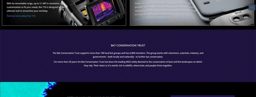 FLIR Bat Conservation Campaign